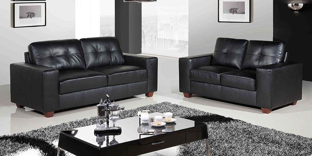 Rexine sofa for Office