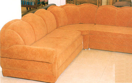 L Type Sofa Cum Bed